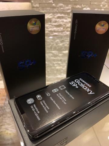 f685cbff09 Smartphone Samsung S9 Plus 128GB Preto - Lacrado