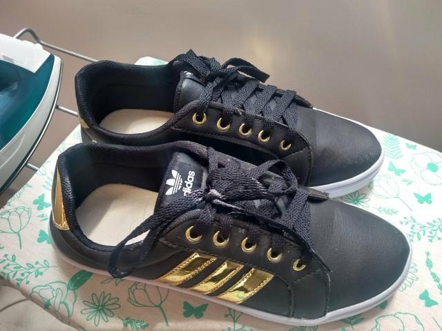 505001a808 Sapatos 37 - Roupas e calçados - Centro