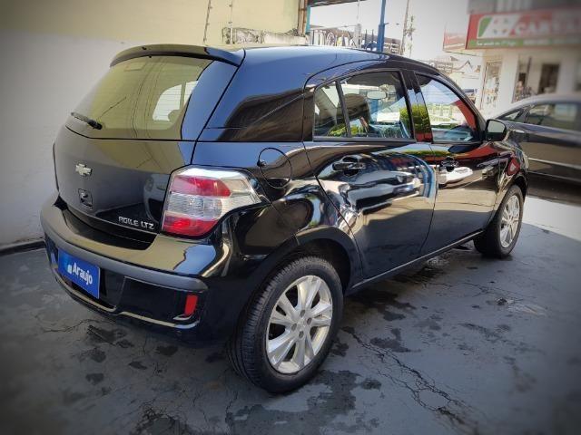 Chevrolet Agile 1.4 LTZ Flex - Foto 6
