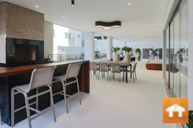 Apartamento Quadra Mar com 04 suítes - Mobiliado e decorado - Meia praia Itapema SC - Foto 11