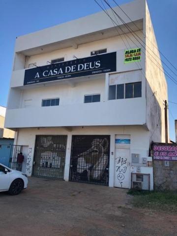 Prédio Comercial Com loja térrea + 2 Andares