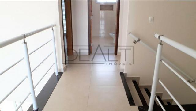 VF Sobrado casa com piscina Golden Park Hortolândia 3 quartos sendo 1 suite com closet - Foto 4