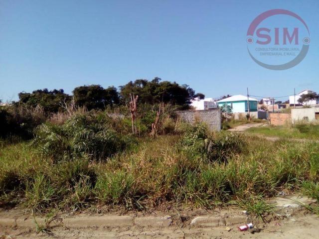 Terreno à venda, 420 m² por r$ 80.000 - guriri - cabo frio/rj - Foto 13