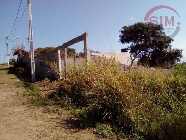 Terreno à venda, 420 m² por r$ 80.000 - guriri - cabo frio/rj - Foto 9