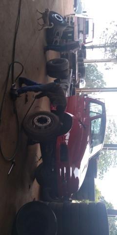 Ford sapão f -14.000 HD com caçamba basculante pessoas exigentes - Foto 2
