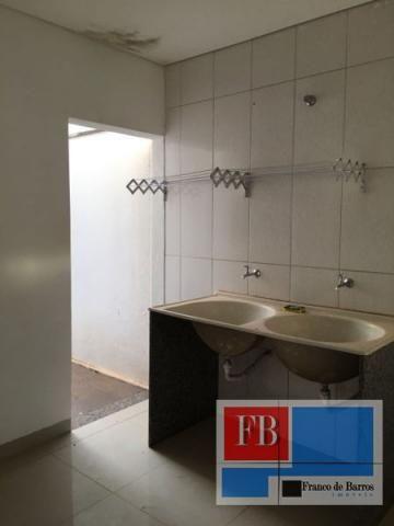 Casa  com 3 quartos - Bairro Residencial Santa Marina em Rondonópolis - Foto 13
