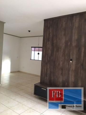 Casa  com 3 quartos - Bairro Residencial Santa Marina em Rondonópolis - Foto 2