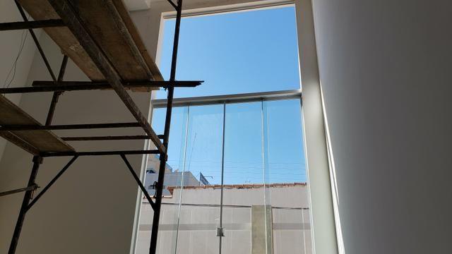 Casa Nova 3suites churrasqueira rua 5 Vicente Pires condomínio fechado - Foto 18