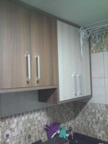 Apartamento à venda com 2 dormitórios em Sítio cercado, Curitiba cod:26915 - Foto 4