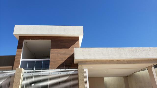 Casa Nova 3suites churrasqueira rua 5 Vicente Pires condomínio fechado - Foto 17