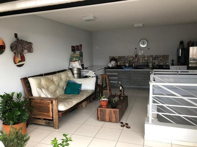 Apartamento tipo Cobertura duplex com 3/4 +DCE , nascente e bastante ventilada ( Jatiúca ) - Foto 9