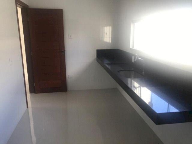Casa - Ecoville - 121m² - 3 suítes - Churrasqueira - 2 VGS - Foto 4