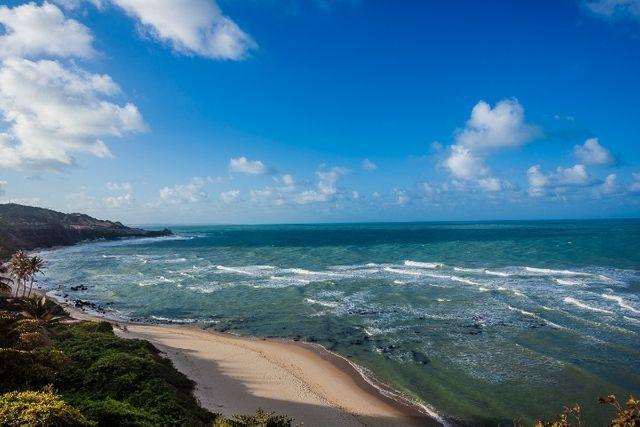 Apto na Praia da Pipa com 2 quartos, sendo uma suíte -Tibau do Sul RN - Foto 18