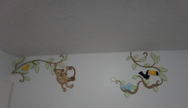 Abajur e decoração para quarto infantil - Foto 4