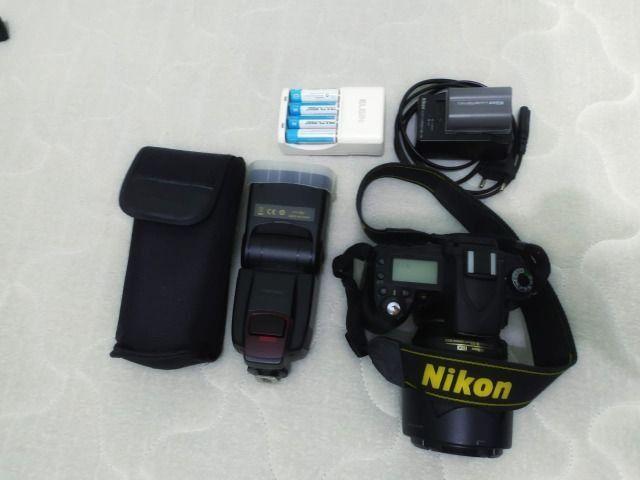 NIkon D90 Estado de Nova 13125 Clicks - Foto 3
