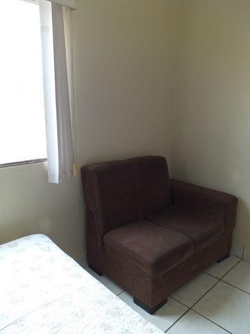 Aluga-se kitnet mobiliada em ótima localização - Foto 2