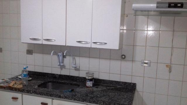 Apartamento 3 quartos suite com sacada Guaruja Tombo - Foto 6