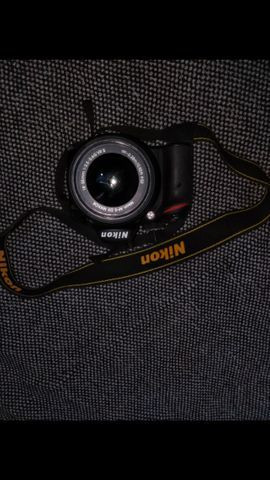 Câmera Nikon D3200 - Foto 2