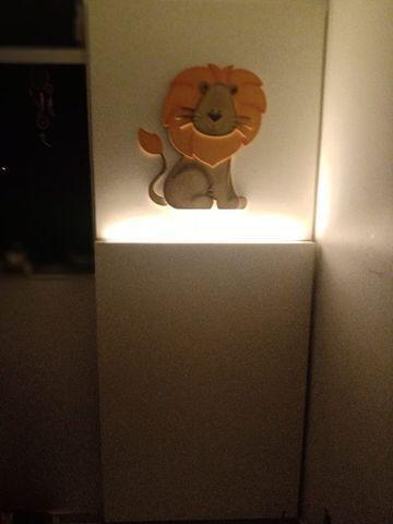 Abajur e decoração para quarto infantil - Foto 2