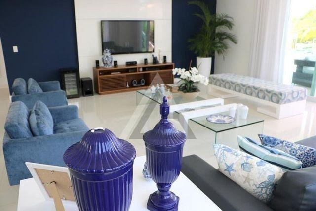 Casa de luxo mobiliada 6 quartos em Guarajuba/Camaçari-BA - Foto 10