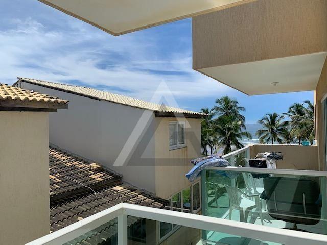 Cobertura vista para o mar 2 suítes em condomínio na Praia do Flamengo - Foto 2