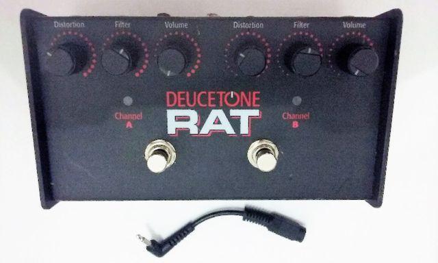 Pedal Proco Rat Deucetone