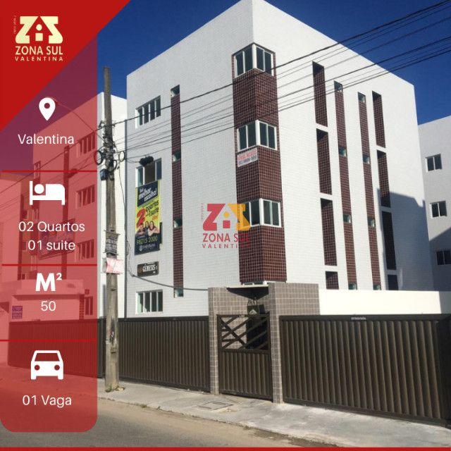 Apartamento no Valentina muito bem localizado e com zero de entrada