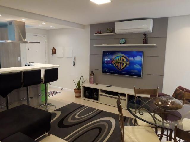 Apartamento à venda com 3 dormitórios em Balneário, Florianópolis cod:1360 - Foto 3