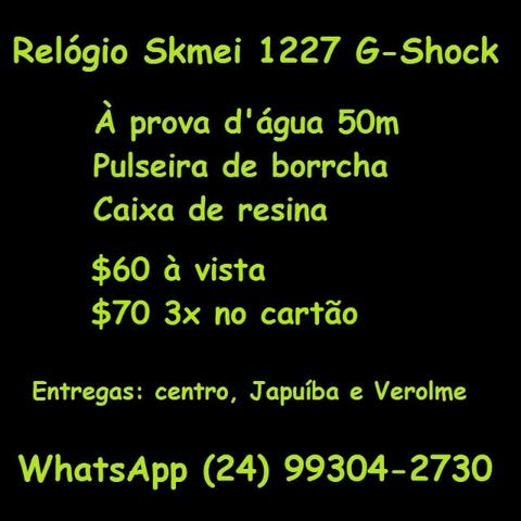 Relogio Digital Skmei - Foto 2
