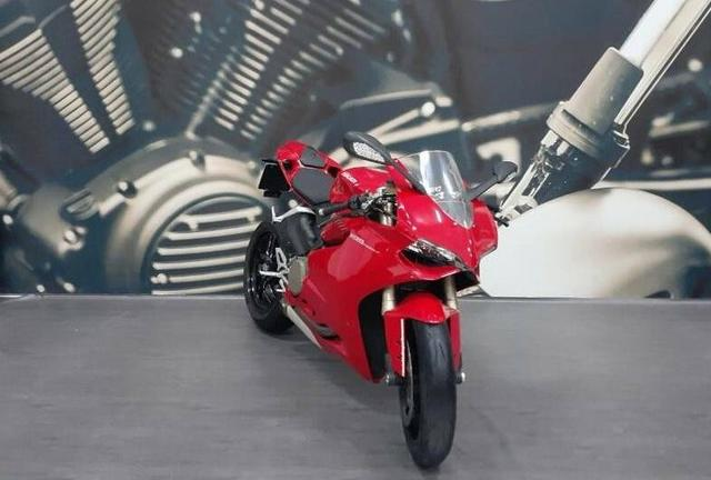 Ducati 1199 panigale 2015 vermelho - Foto 5