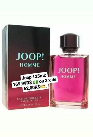 Perfume Joop e outros todos originais leia