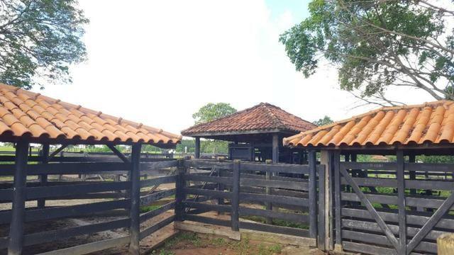 Ótima fazenda colado no Gama, a 27km