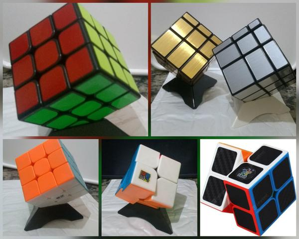 Cubos mágicos profissionais