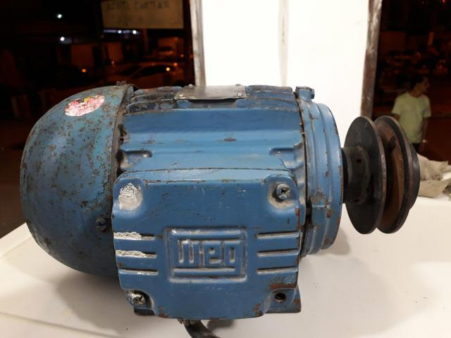 Motor 220/380 - Foto 2