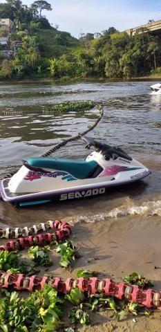 Jet ski seadoo SP 96