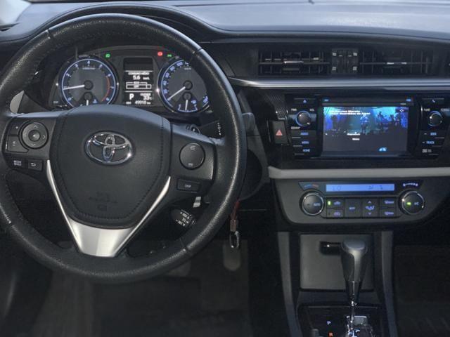 Corolla 2015 xei completo excelente estado - Foto 3