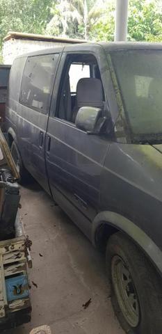Van americana, Chevrolet Astro - Foto 2