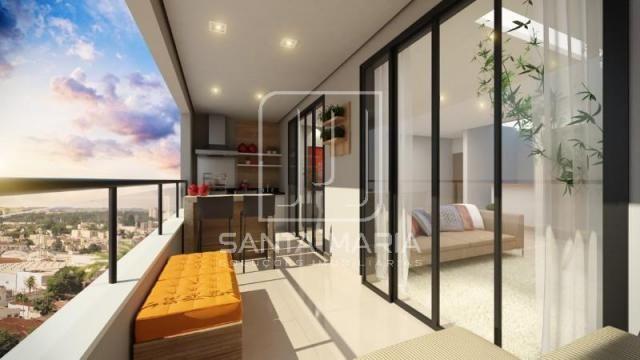 Apartamento à venda com 3 dormitórios em Bonfim paulista, Ribeirao preto cod:43677 - Foto 2