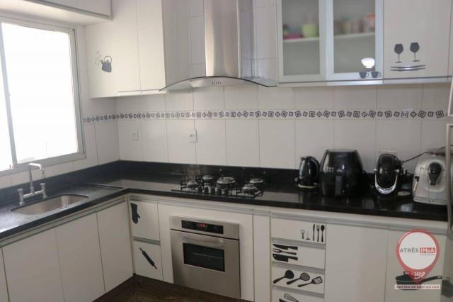 Cobertura com 4 dormitórios para alugar, 304 m² por R$ 6.000,00/mês - Setor Oeste - Goiâni - Foto 7