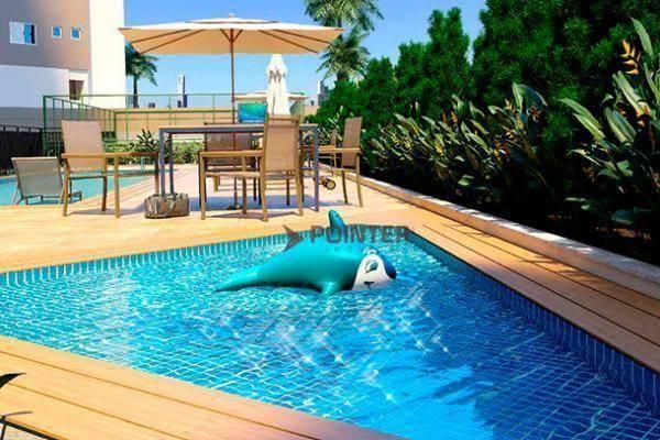Apartamento com 3 quartos à venda, 72 m² por R$ 322.338 - Vila Rosa - Foto 15