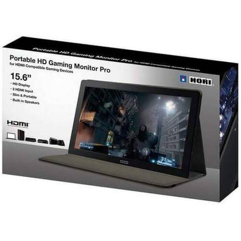 Tela Monitor Gamer Portátil HD Pro Hori - Universal