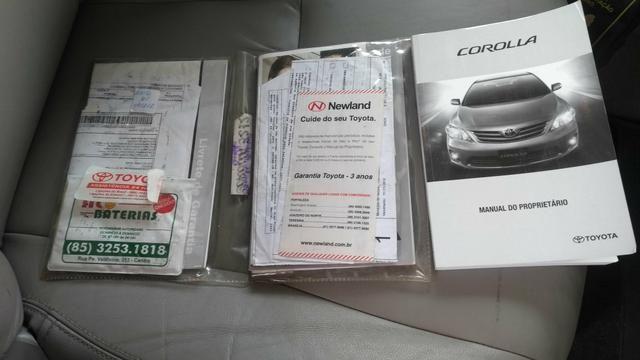 Toyota Corolla XEI 2012/2013 - Foto 19