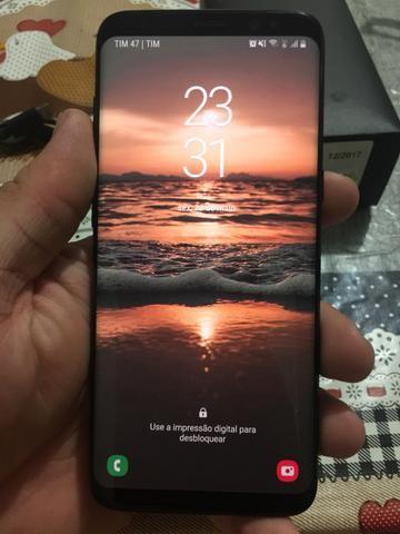 Samsung s8 64gb vendo ou troco - Foto 2