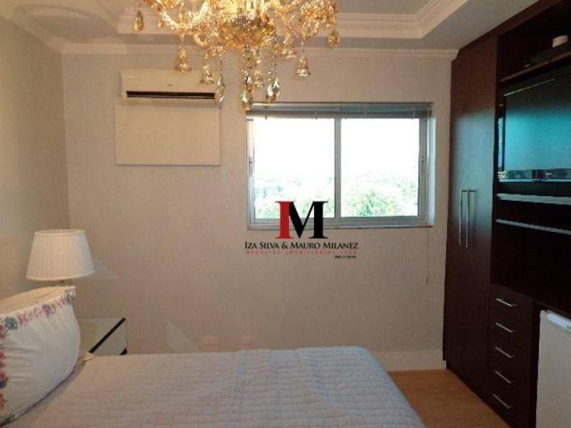 Alugamos apartamento mobiliado com 3 quartos proximo ao MP - Foto 14