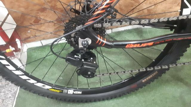 Bicicleta aro 29 hupi - Foto 2