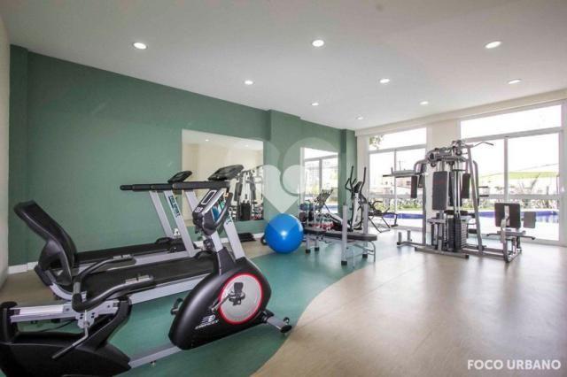 Apartamento à venda com 3 dormitórios em Partenon, Porto alegre cod:28-IM418451 - Foto 8