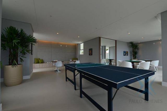 Living Resort com 3 dormitórios para locação ou venda, 116 m² por R$ 935.000 - Manoel Dias - Foto 20