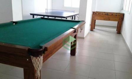 Apartamento com 2 dormitórios à venda, 46 m² por R$ 285.000,00 - Ferrazópolis - São Bernar - Foto 13