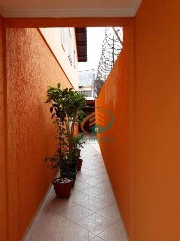 Sobrado com 3 dormitórios à venda, 165 m² por R$ 800.000,00 - Vila São Ricardo - Guarulhos - Foto 11