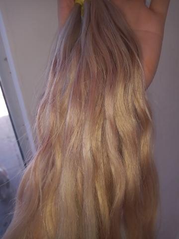 Mega hair loiro - Foto 2